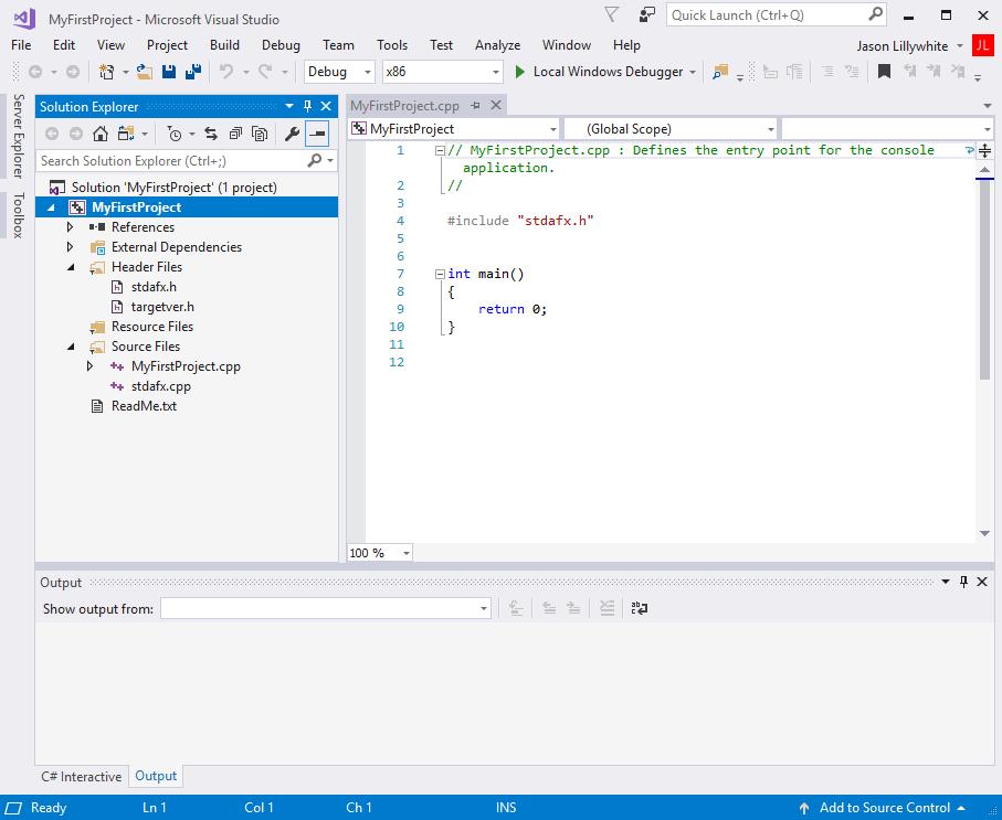 Tutorial: Linking GoldSim to a DLL (C++) – GoldSim Help Center